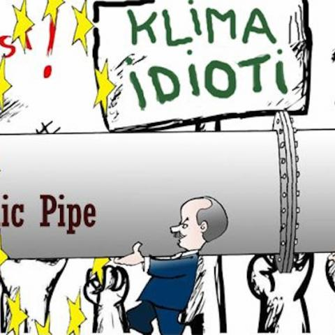 Stop Baltic Pipe - demonstration // Odense