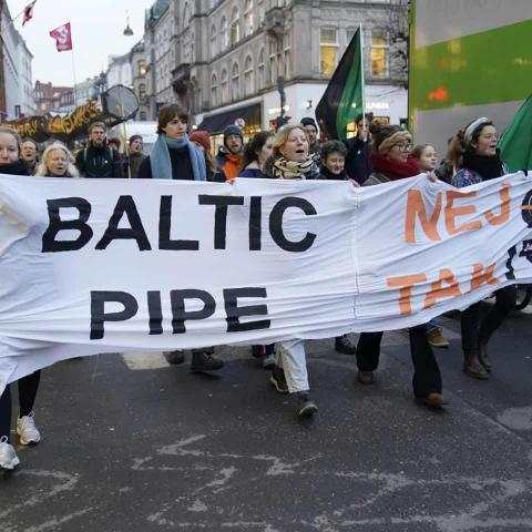 Baltic pipe demo