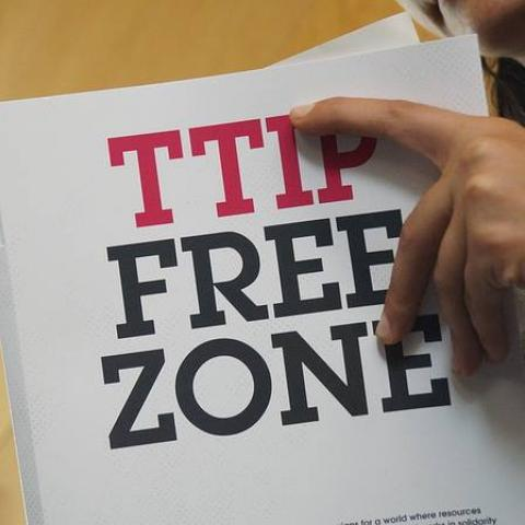 TTIP fri zone
