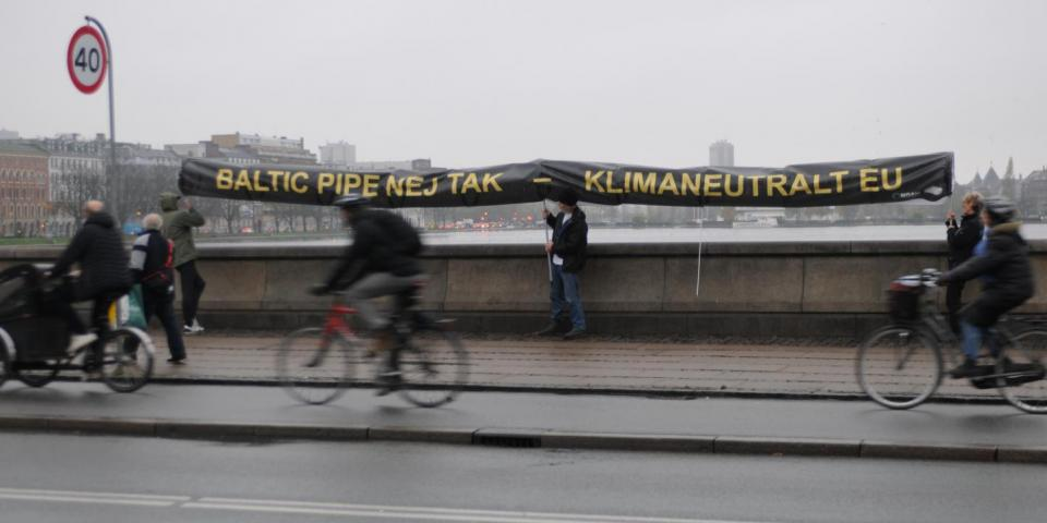 Baltic Pipe banner